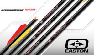Easton Hunting Crossbow Bolts - Bloodline
