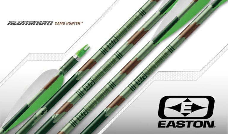 Easton Hunting Arrows - XX75 Camo Hunter