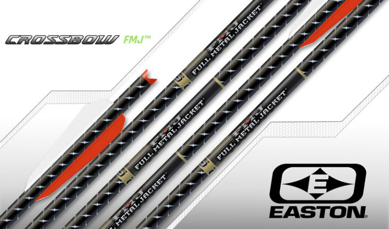 Easton Hunting Crossbow Bolts - FMJ
