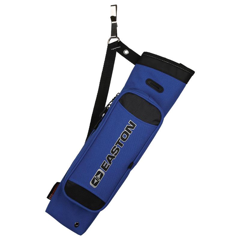 Easton Flipside 2-tube Hip Quiver Fits Rh /& Lh Black 22686