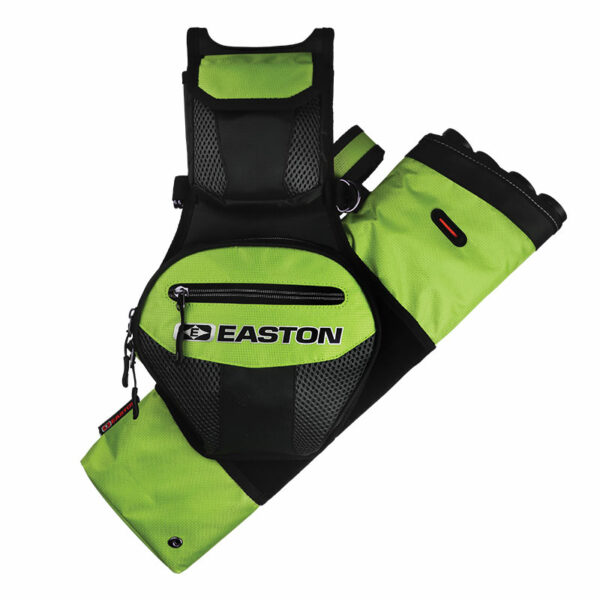 Easton Flipside Hip Quiver Flo Green