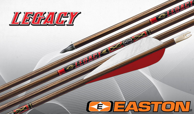 Easton Hunting Arrows - Legacy