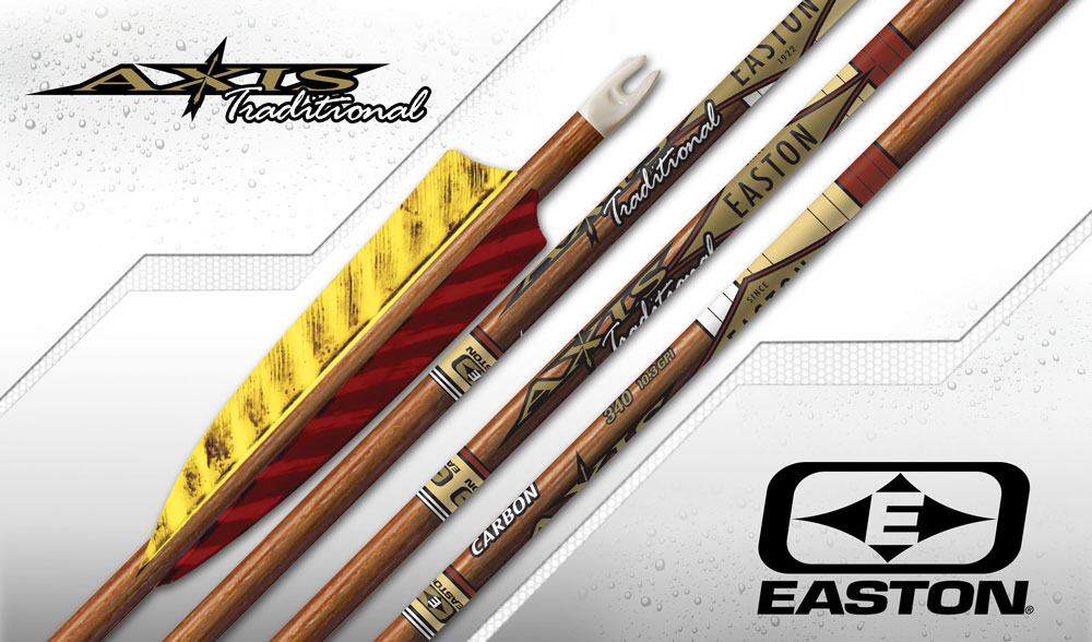 Easton Arrows - Axis Traditional