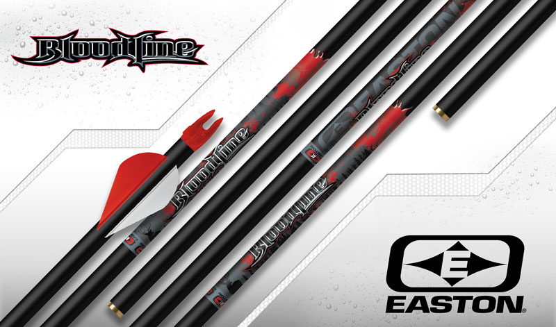 Easton Hunting Arrows - Bloodline