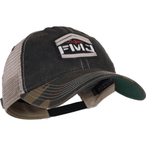 Legacy FMJ Mesh Hat
