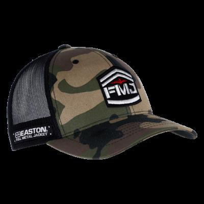 FMJ Woodland Camo Hat