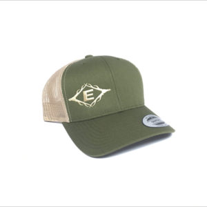 Easton Antler E Snap Back Mesh Hat