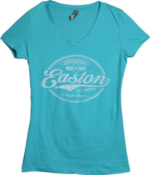 Easton Women's Original E Tee, short sleeve