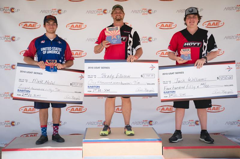 You are currently viewing Team Easton sweeps 10 of 12 podium slots at 2018 Arizona Cup Archery Event