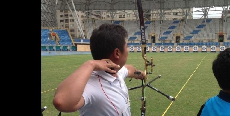 Easton Archery - Asian Grand Prix