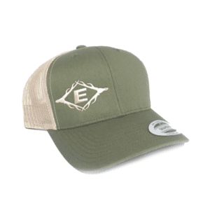 Easton Antler E Snap Back Mesh Hat