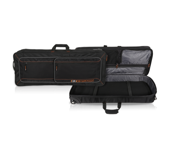 Easton Archery Bow and Arrow Cases - Deluxe Compound/Recurve Roller Bowcase 3915