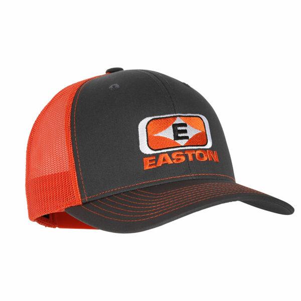 Diamond E 112 Orange Mesh Easton Hat