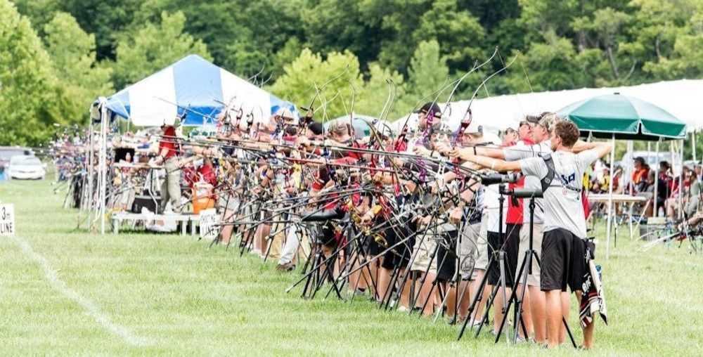 Easton Archery - National Titles