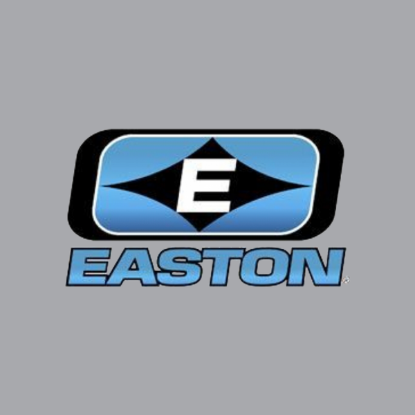 "Easton Archery DECALS - Easton Color Stacked Logo 5.25"" x 3"""
