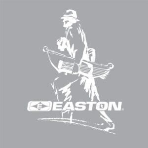 Easton Legendary Bowhunter White 6″ x 4.25″