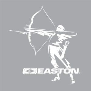 Easton Recurve Archer White 6″ x 4.5″