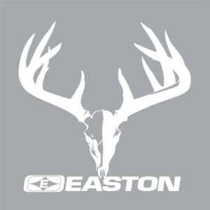 Easton Skull and Rack White 5.5″ x 4.25″