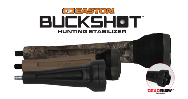 Easton Archery - BuckShot Bow Stabilizer