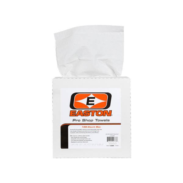 Easton Archery Tools - Dr. D Shop Towels (100 Sheets Per Box) - 8 Box Case