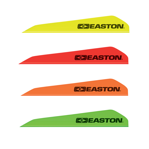 "Easton Archery Feathers & Vanes - BTV Crossbow 3"" Vanes 100 Count Bag"