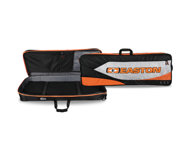 Easton Archery Bow and Arrow Cases - Elite Double Roller Bow Case 4716