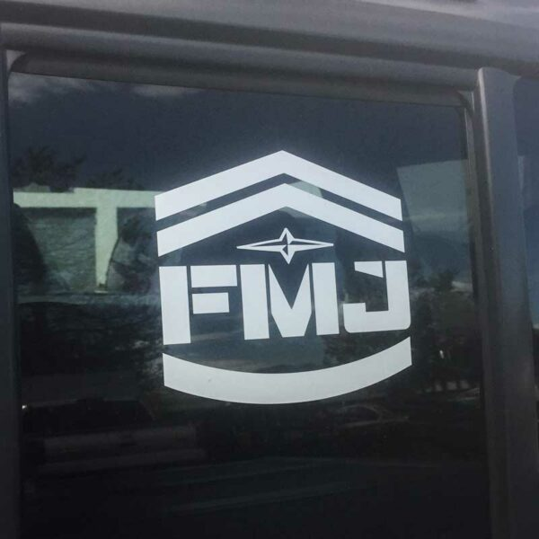 Easton Archery - FMJ Decal
