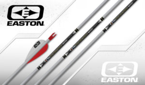 Easton Archery High-Performance FULL METAL JACKET Shafts for Competition