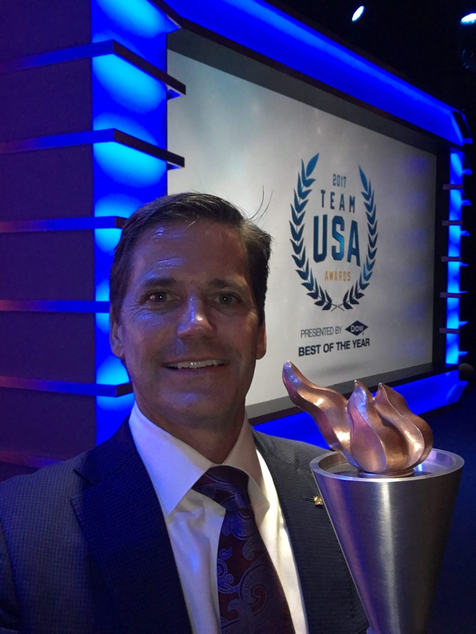 Easton Foundations Honored by Olympic Committee