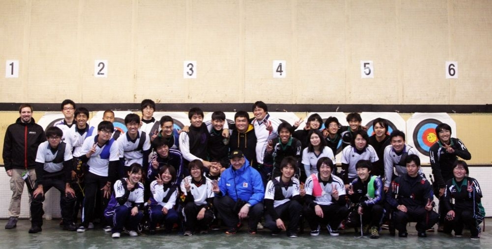 JAPAN STARS PREP FOR OUTDOOR SEASON