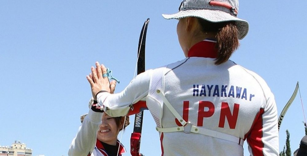 Easton Archery - Japan