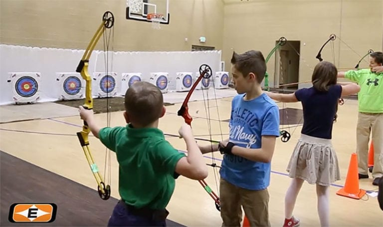 Easton Archery - NASP Academic Archer Program Video