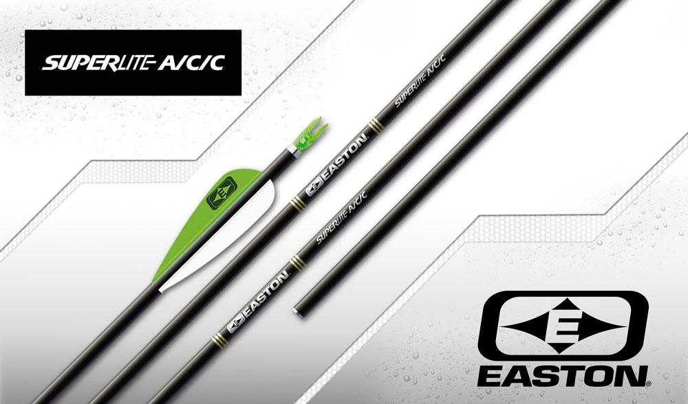 Easton Target Arrows - A/C/C