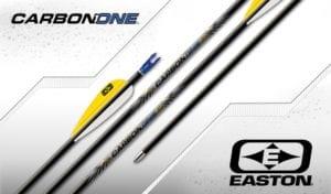 Easton Target Arrows - Carbon One