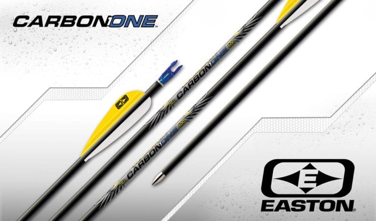 Easton Target Arrows - Carbon One