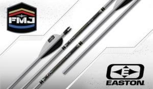 Easton Target Arrows - FMJ Match Grade