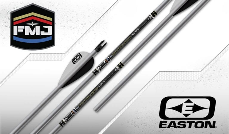 Easton Target Arrows - FMJ Match Grade