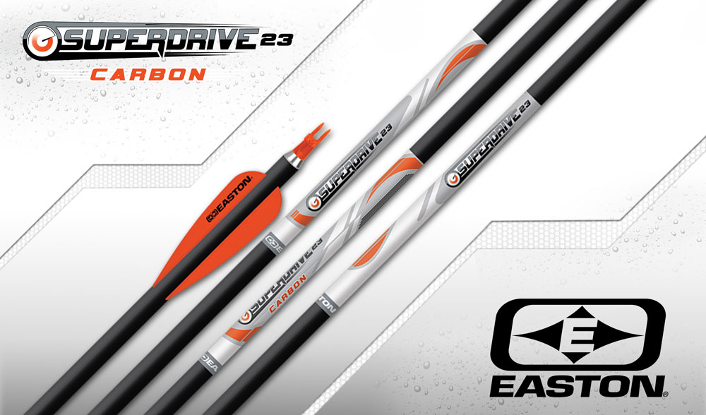 Easton Target Arrows - Superdrive 23