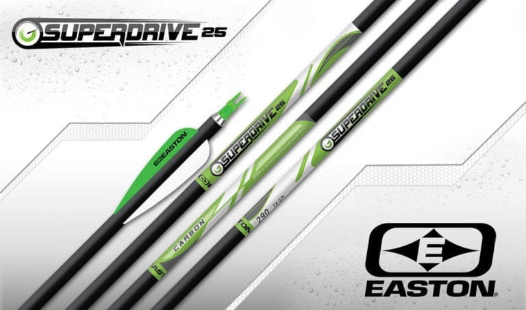 Easton Target Arrows - Superdrive 25