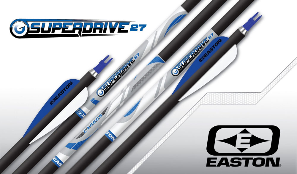 Easton Target Arrows - Superdrive 27
