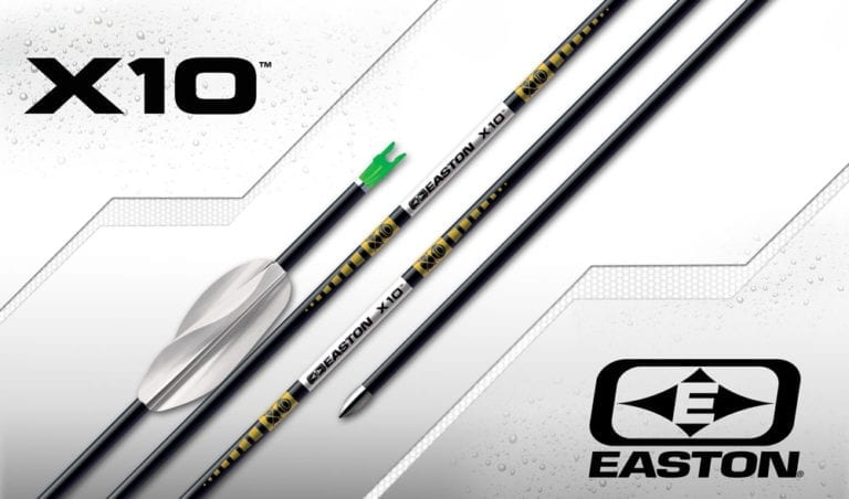 Easton Target Arrows - x10