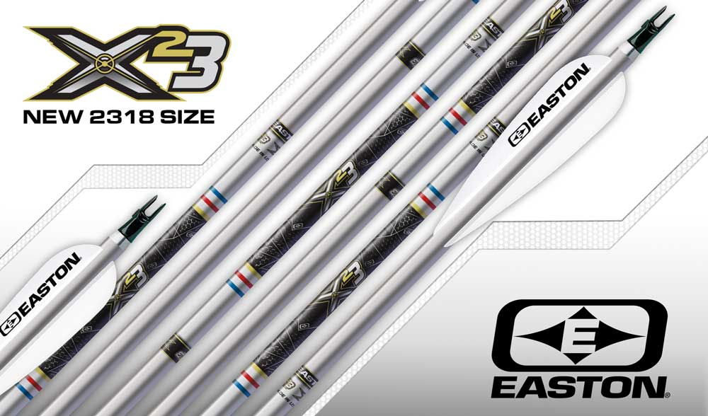 Easton Target Arrows - x23