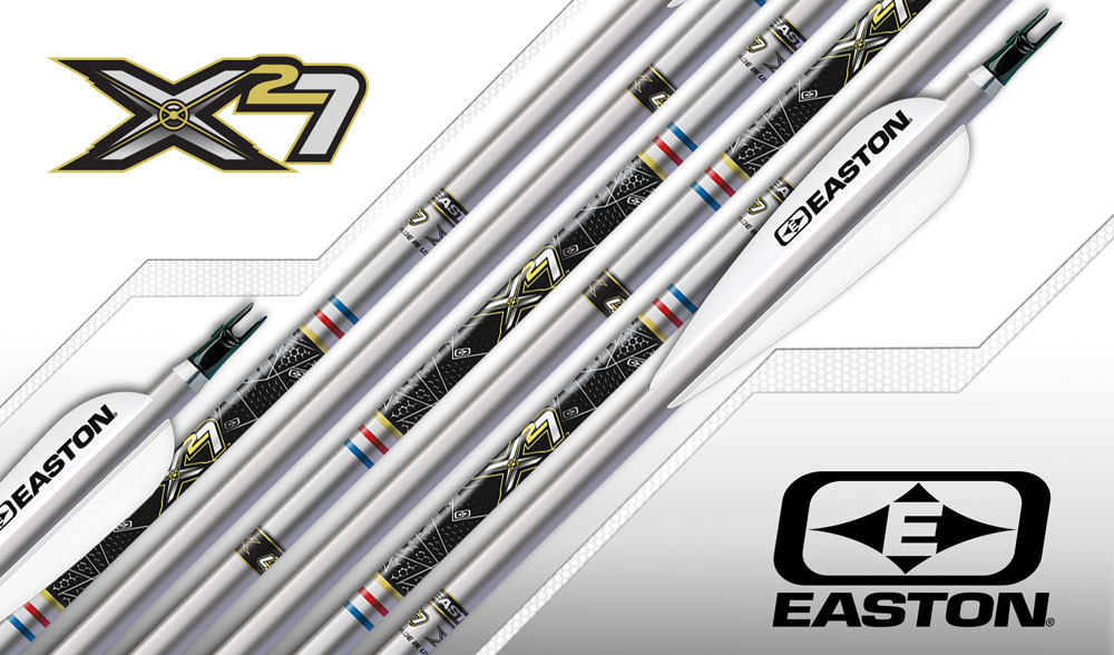 Easton Target Arrows - x27