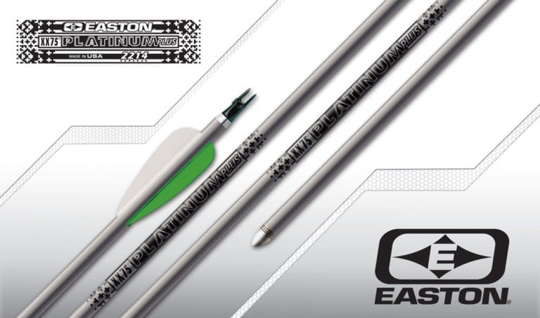 Easton Target Arrows - Platinum Plus