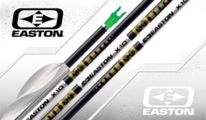 Easton Olympic X10 Arrow Sweeps RIO Games