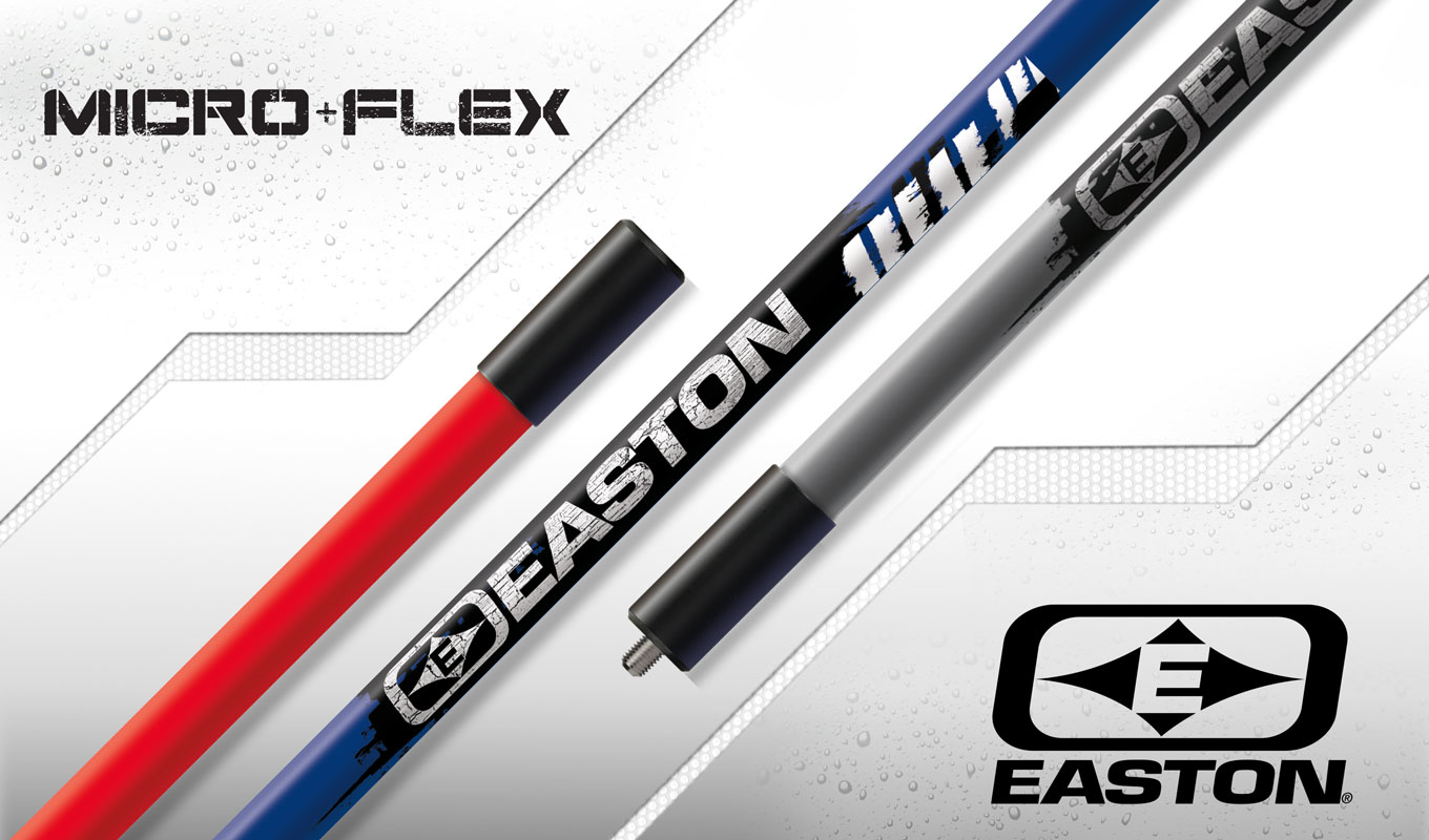 Easton Target Bow Stabilizer - Micro Flex