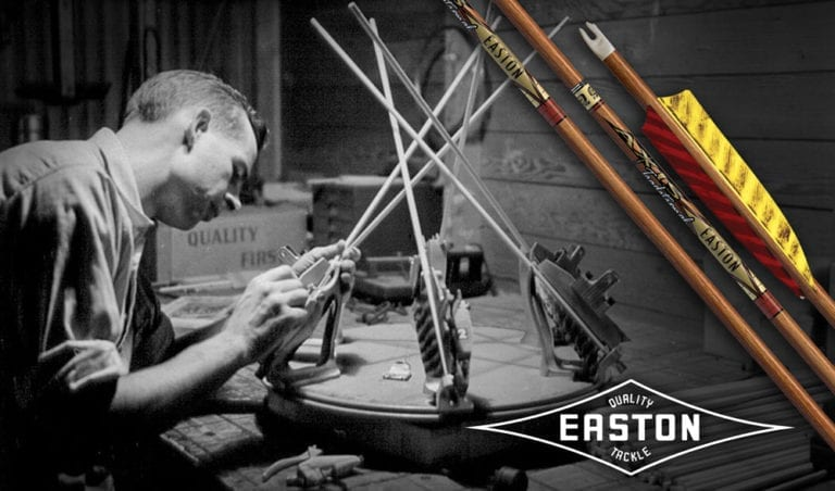 Doug Easton Fletching Easton Arrows