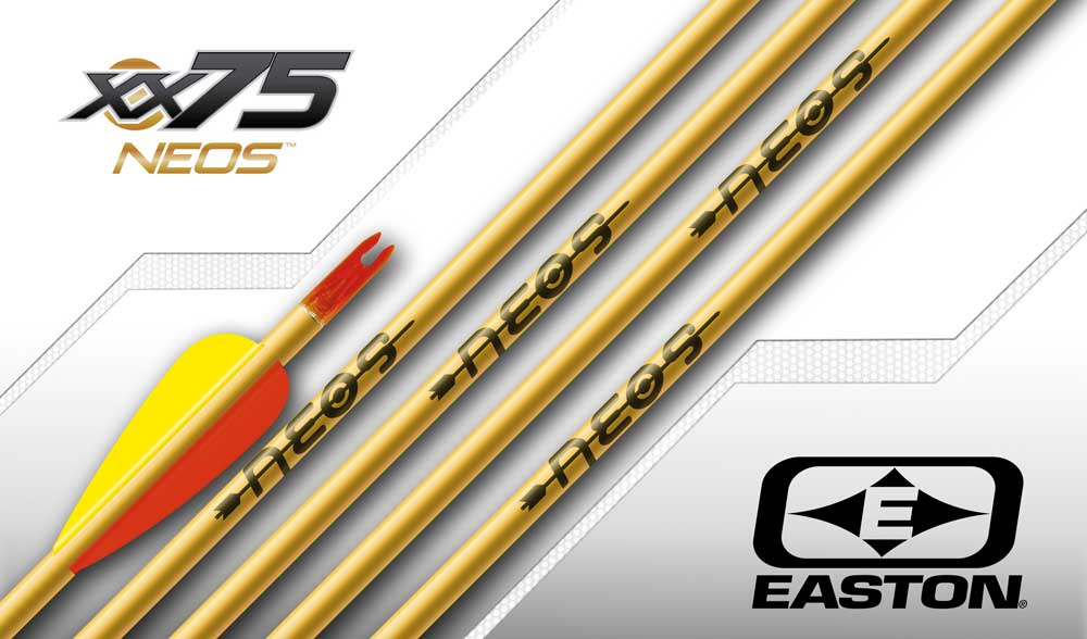 Easton Target Arrows - NEOS