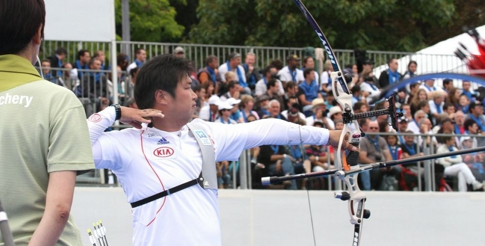 Easton Archery - Shakeup for Team Korea