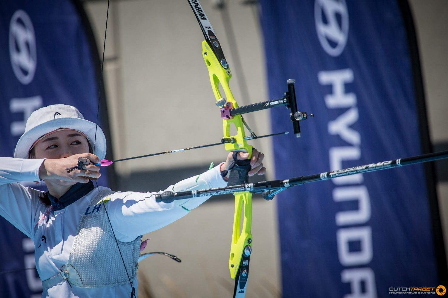 Easton Archery – Team Easton Medal Haul at World Cup Stage 3